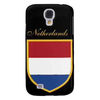 Beautiful Netherlands Flag Samsung Galaxy S4 Case