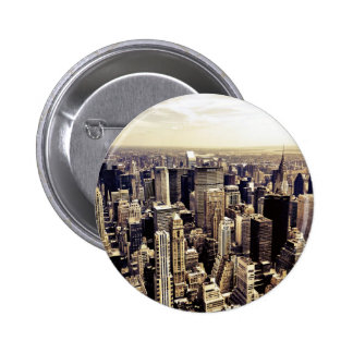 Beautiful New York City Skyscrapers Skyline Pins