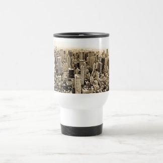 Beautiful New York City Travel Mug