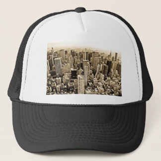 Beautiful New York City Trucker Hat