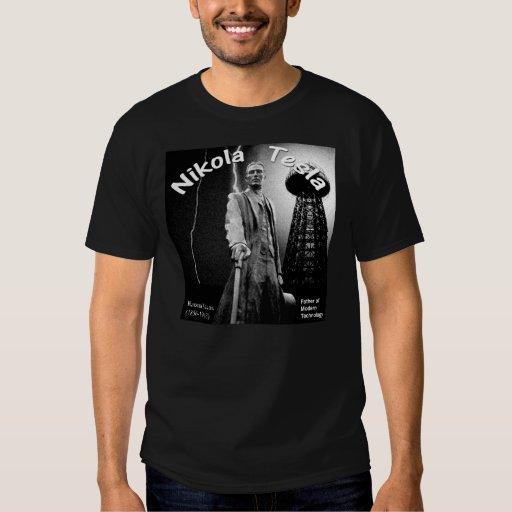 Beautiful Nikola Tesla T Shirt