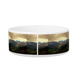 Beautiful North Carolina Landscape Photo Cat Food Bowl