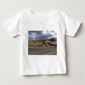 Beautiful Northern California Rolling Hills Baby T-Shirt