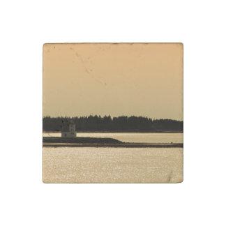 Beautiful Nova Scotia Shoreline Photograph Stone Magnet
