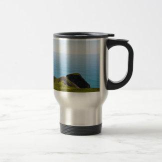 Beautiful Ocean Cliffs Mugs