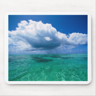 Beautiful Ocean Naturescape Mouse Pad