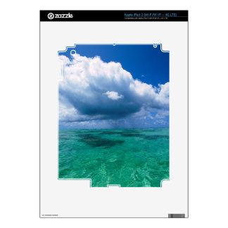 Beautiful Ocean Naturescape Skins For iPad 3