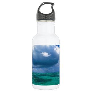 Beautiful Ocean Naturescape Water Bottle