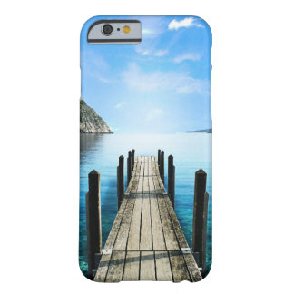 Beautiful Ocean View Light Blue Green Water Barely There iPhone 6 Case
