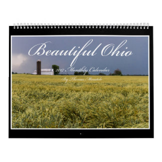 Beautiful Ohio 2017 Calendar By Thomas Minutolo