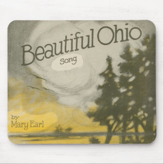 Beautiful Ohio Mouse Pad