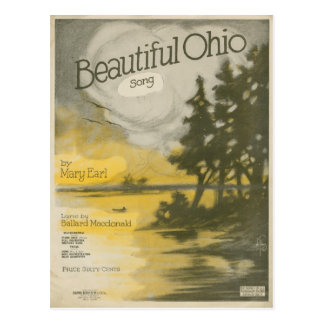 Beautiful Ohio Postcard
