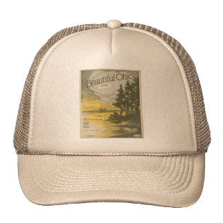 Beautiful Ohio Trucker Hat