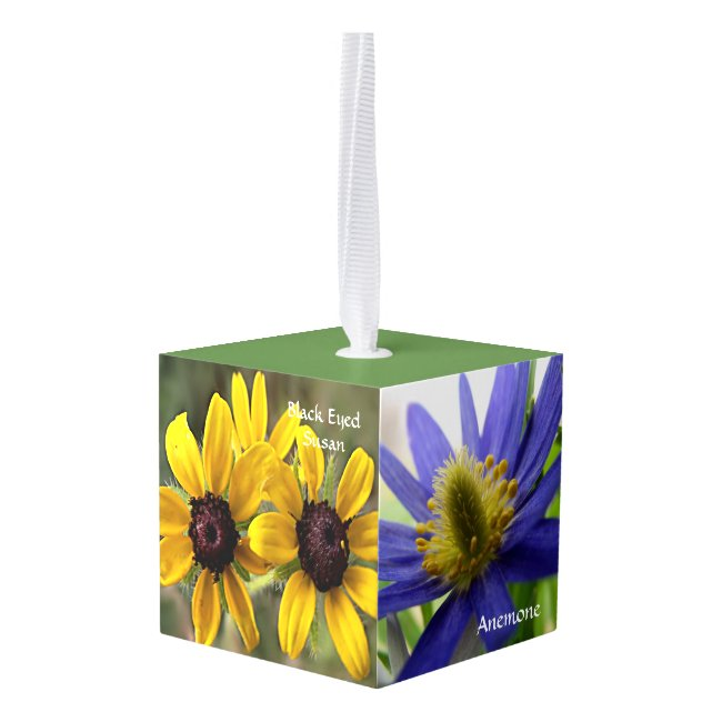 Beautiful Oklahoma Wildflowers Keepsake