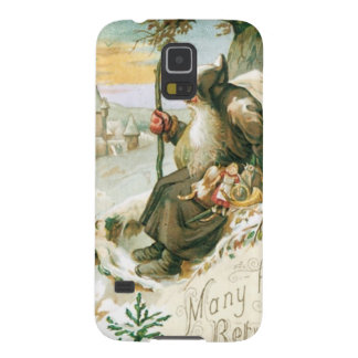 Beautiful old painting of Santa Claus Galaxy S5 Case