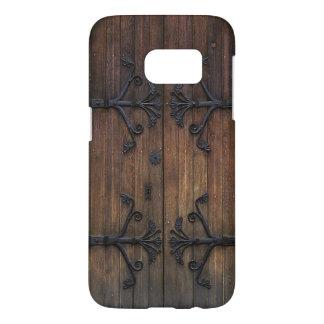 Beautiful Old Wooden Door Samsung Galaxy S7 Case