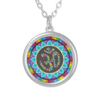 """Beautiful  """"Om"""" necklace by Soozie Wray"""