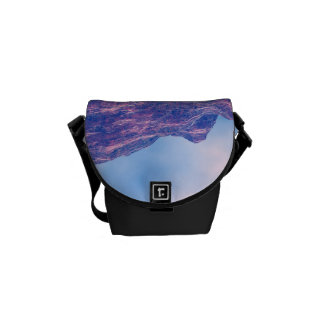 Beautiful orca courier bag