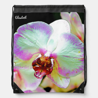 Beautiful Orchid Backpack