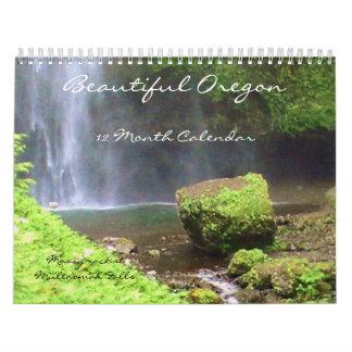 Beautiful Oregon Calendar