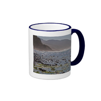 Beautiful Oregon Coast Ringer Mug