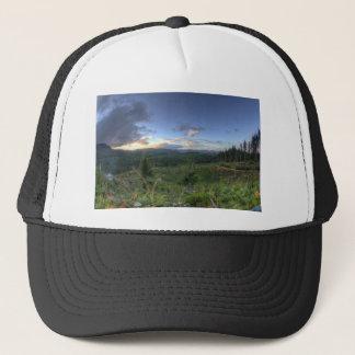 Beautiful Oregon Sunset Trucker Hat