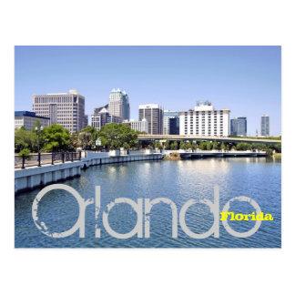 Beautiful Orlando, Florida Postcards