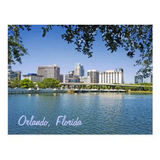 Beautiful Orlando, Florida Postcard