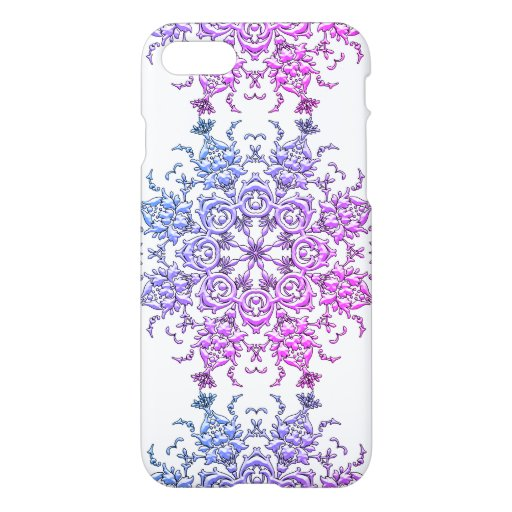 Beautiful Ornament Design iPhone 8/7 Case