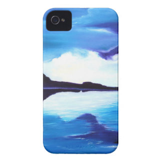 Beautiful Painting of Sea and Ocean iPhone 4 Case-Mate Cases
