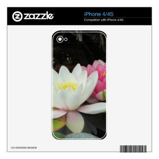 BEAUTIFUL PAIR by SHARON SHARPE iPhone 4S Skins