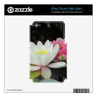 BEAUTIFUL PAIR by SHARON SHARPE Skins For iPod Touch 4G