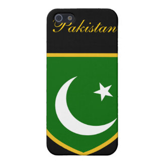 Beautiful Pakistan Flag Cover For iPhone SE/5/5s