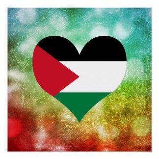 Beautiful Palestinian Poster