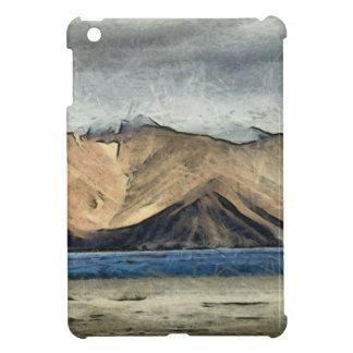 Beautiful Pangong Tso lake in Himalayas Case For The iPad Mini