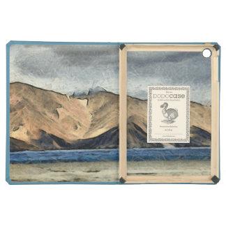 Beautiful Pangong Tso lake in Himalayas.jpg Case For iPad Air