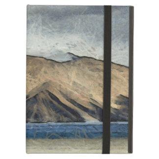 Beautiful Pangong Tso lake in Himalayas.jpg iPad Air Cases