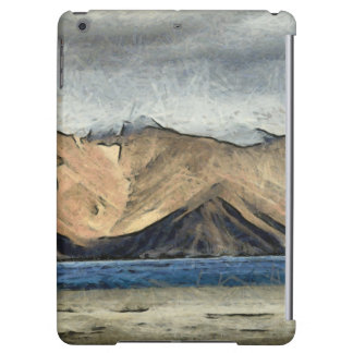Beautiful Pangong Tso lake in Himalayas.jpg iPad Air Covers