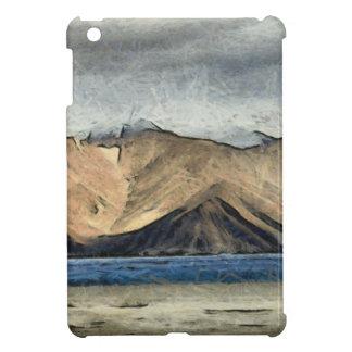 Beautiful Pangong Tso lake in Himalayas.jpg iPad Mini Case