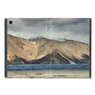 Beautiful Pangong Tso lake in Himalayas.jpg iPad Mini Cover