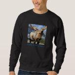 Beautiful Park City Moose Shirt