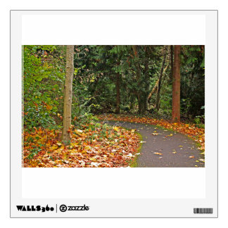 Beautiful Pathway Road Wall Decal