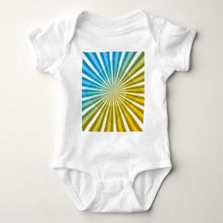 beautiful pattern fashion style rich looks baby bodysuit
