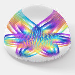 Beautiful pattern of titanium colors - paperweight