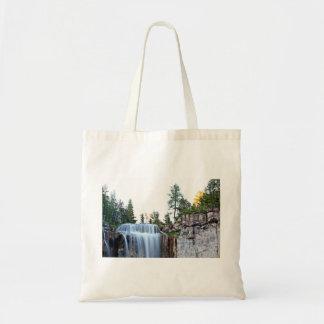 Beautiful Paulina water falls Budget Tote Bag