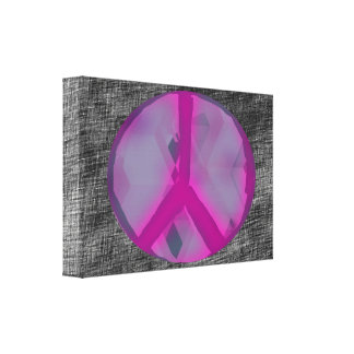 Beautiful Peace Canvas