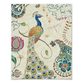 Beautiful Peacock Print