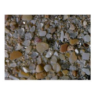 Beautiful Pebbles from Desert- Laayoune, Boujpoue, Postcard