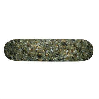 Beautiful Pebbles from Hanakapiai Kauai Skate Boards