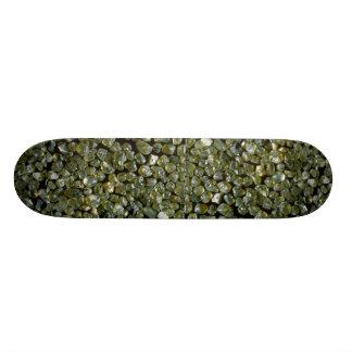 Beautiful Pebbles from Mokapu, Oahu, Hawaii Skate Deck